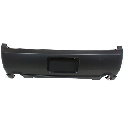 (CAPA Certified Rear BUMPER COVER Primed for 2005-2009 Ford)