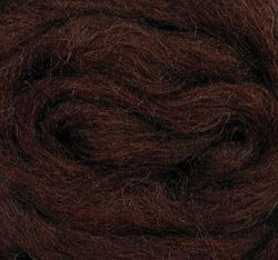 Wistyria Editions Bulk Buy Wool Roving 12 inch .22 Ounce Candy R-W840R 4-Pack