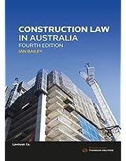 Construction Law in Australia 4e