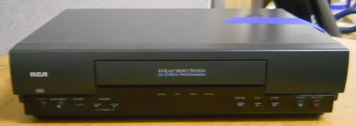 Rca Cassette Player (RCA VR503 Video Cassette Recorder Player VCR 4 Head)