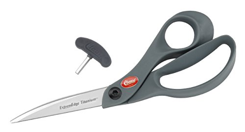 Clauss ExtremEdge 9 inch Titanium Bonded Shears - Grey