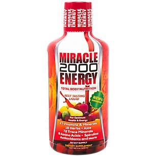 Century Systems Miracle 2000, 32 fl. oz (Body Total Heart)