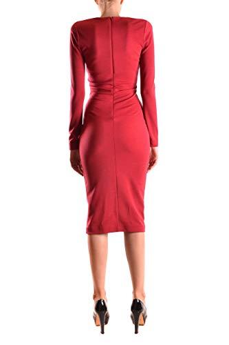 Lana Rosso Vestito Dsquared2 Donna S75cu0602s22625309 twwTqp1