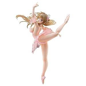 ウェーブ Dream Tech Avian Romance Pink Label 5 白鳥の女の子 1/6スケール PVC製 塗装済み 完成品 フィギュア