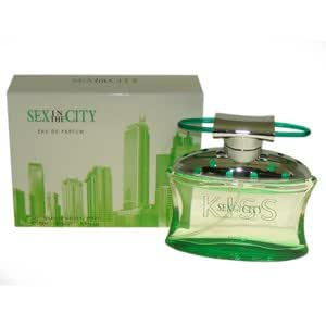 Sex in the city perfurm kits