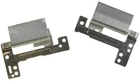 VD9H2 JR wangpeng Hinges Set for DELL Vostro V131 Series Laptop LCD Hinges Left Right Silver Hinge Covers 0J6P8 JL