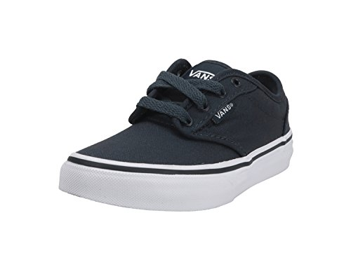 Vans Atwood Canvas Navy Blue Kids/Youth Shoes (12.5) -