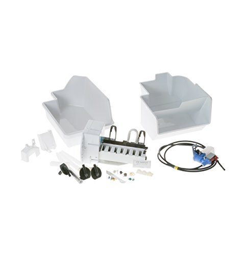 - General Electric Refrigerator IM6D Icemaker Kit, White