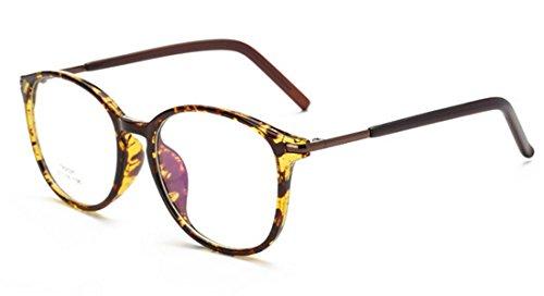 GAMT Retro Clear Lens Horn Rimmed Optical Eye Glasses Frame - Amazon Reading Fake Glasses