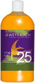 Dr. Weyrauch Nr. 25 Vogelfrei 500 ml