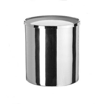 Windisch 89101-CR-637509874803 Accessories Collection Brass Waste Bin, Chrome