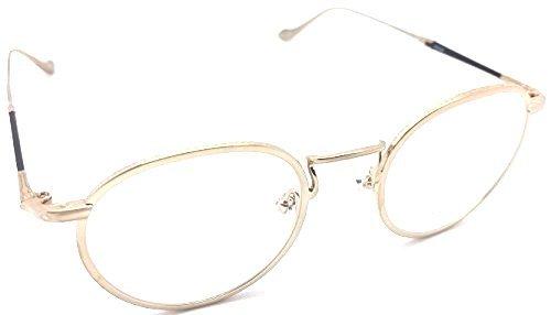 Amazon.com: Matsuda m3058 dorado cepillado anteojos: Clothing