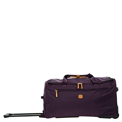 Bric's X-Bag/x-Travel 2.0 28 Inch Duffle Rolling Duffel, Violet, One (28 Rolling Duffel)