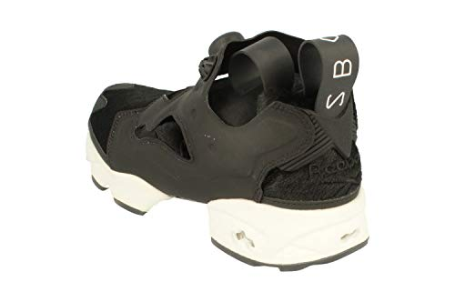 Black Bd2324 Reebok Fury Trainers White Mens Sneakers Running Instapump SB A0qZF