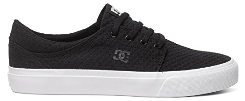 001 DC Se EU 39 Noir Basses Baskets Noir Shoes Homme Black Trase TX Gris AwqOAt