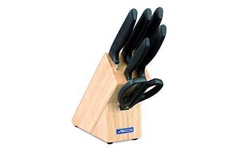 Arcos Niza - Taco de 5 cuchillos y tijera (6pzas) product image