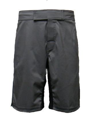 UN92 Men Flex-Fighter MMA Fight Shorts - Gray-32