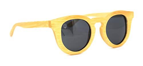 Óculos De Sol De Bambu Bella, MafiawooD