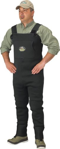 Caddis Men's Green Neoprene Stocking Foot Wader