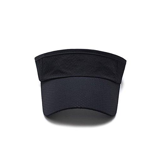 Prettyever Trendy Summer Baseball Cap Empty Top Hats For Men or Women Visor Caps Snapback Trucker Hat Beige by Prettyever Baseball-caps (Image #3)