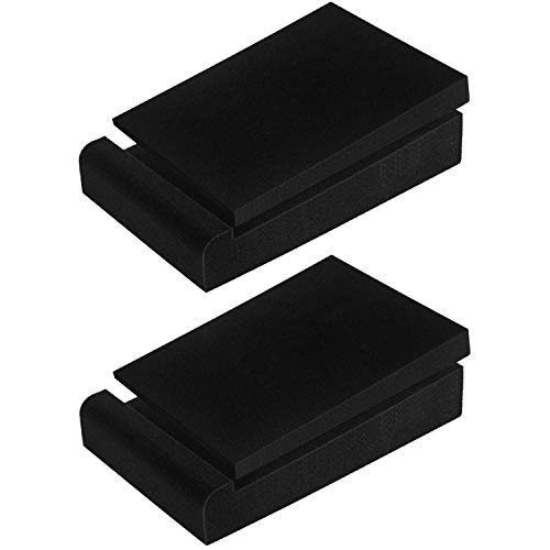 JBER 2 Pack Acoustic Isolation Pads
