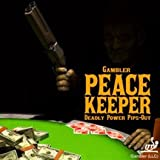 Gambler Peace Keeper (MP) (OX) Table Tennis Rubber