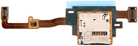 Mobiele telefoons Repair Replacement Part for Samsung SIM Card Reader Contact Flexkabel for de Galaxy Tab S 105 LTET805 Reserveonderdelen