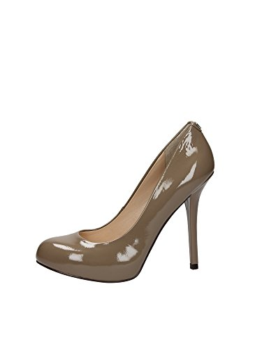 Guess - Zapatos de vestir para mujer Beige Taupe Taupe