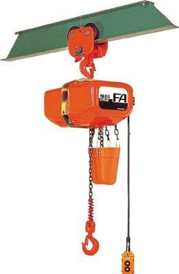 象印 FA型プレントロリ式電気チェーンブロック2t【FAP02030】 (販売単位:1台) B01BKG74FG