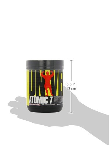 Universal Nutrition Atomic 7, Black Cherry Bomb, 30 Count