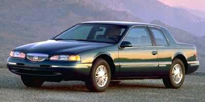 1997 Mercury Cougar 2 Door Coupe XR7 Ford Thunderbird