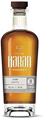 Whiskey Haran 100% Malta - Manuel Acha Fabrica De Licores ...