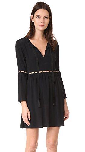 Ella moss Women's Stella Dress, Black, XS