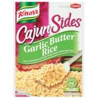 Knorr Cajun Sides Garlic Butter Rice 5.5 oz