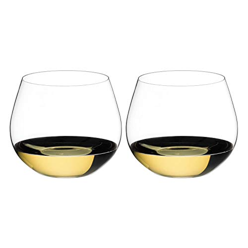 Riedel 0414/97 O Tumbler Wine Glass, Set of 2, Clear