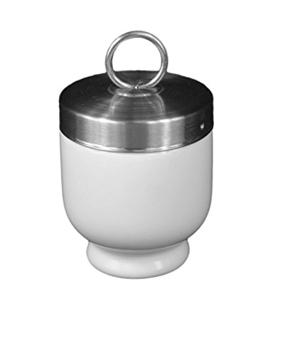 Traditional Egg Coddler with Stainless Steel Locking Lid
