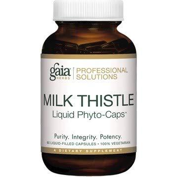 Gaia Herbs Professional Solutions – Milk Thistle 60 vegcap