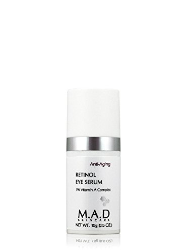 (M.A.D Skincare Anti-Aging Retinol Eye Serum 15g)