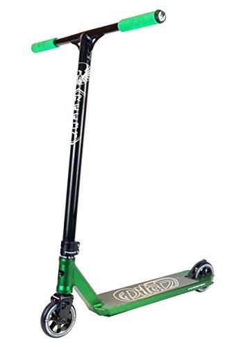 Phoenix Pilot Pro Scooter (Anodized Green/Black)