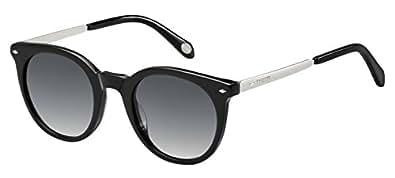 Fossil FOS 2053/S FOS2053SCSA49 Round SunglassesBLCK PALL49 mm
