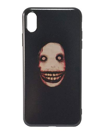 Ucosbros Creepy Creative Customized Phone Case Phone Case Sand Phone Case for Xmas Gift (Jeff)]()