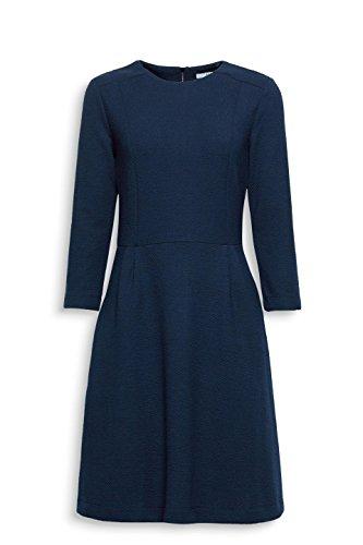 400 Blau edc by ESPRIT Kleid Damen Navy wnrYIBrq