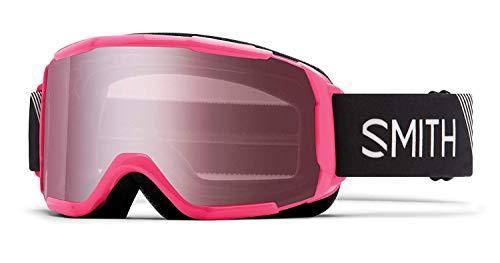 Smith Optics Daredevil Youth Snow Goggles - Crazy Pink Strike/Ignitor Mirror