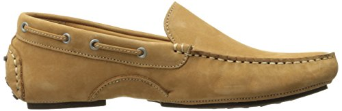 Gordon Rush Mens Jerome Drijfschoen Tan Nubuck