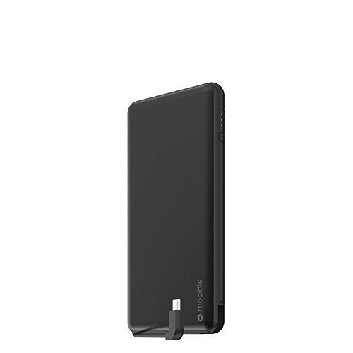 mophie powerstation Plus XL USB-C - Universal External Battery (12,000mAh) - Matte Black