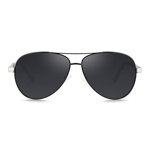 con Gafas Gafas SSSX para Gafas sol para hombres visera de sol conducción exteriores D Color polarizadas de D de sol de de sol Gafas waHx6qraY