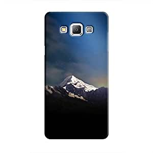 Cover It Up - Mountain Peak Galaxy A5 Hard Case