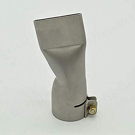 PRINDIY Flachschwei/ßd/üse Schwei/ßd/üsen 20mm und 40mm f/ür Leister//Bak Hot Air Heat 2 STK
