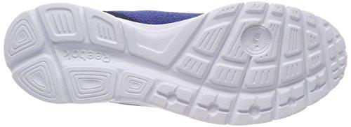Pewter Reebok Pour Course Chaussures Blu 3 Hommes Navy White De 0 Blue Acid collegiate Speedlux Tr6anwTAq