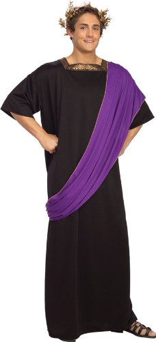 R888421 Dionysus Roman Toga (Greek Gods And Goddesses Costumes For Men)